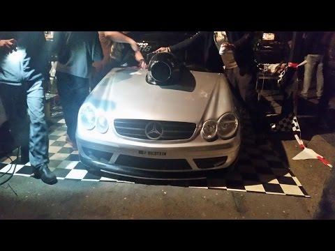 Chopper Store Vlotho Sturhan Dragster V8 HEMI 8.2 Mercedes CLK Pro Stock