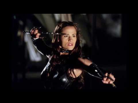 Jennifer Garner As Elektra In Daredevil 2003 Youtube