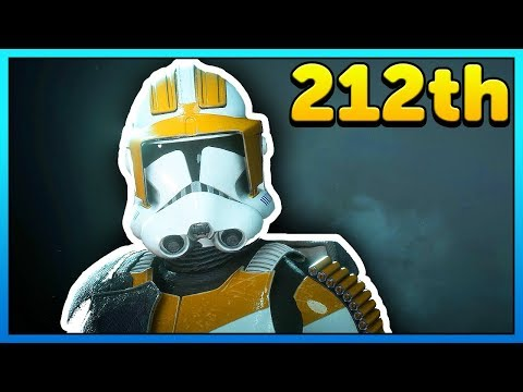 212th Attack Battalion Skins - Star Wars Battlefront 2 Clone Troopers thumbnail
