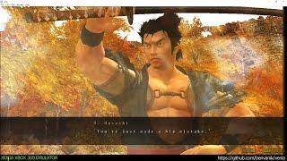 Xenia Xbox 360 Emulator - Kengo: Legend of the 9 Ingame!
