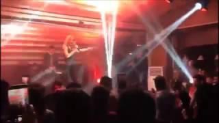 Aleyna Tilki Konserine Bombalı Saldırı (OLAY ANI)