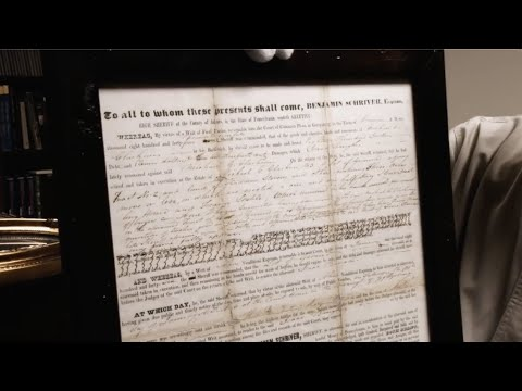 War Department: General Lee's Headquarters Artifacts at Gettysburg