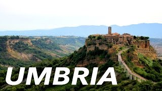 """""""in umbria they add work and life to food wine."""" author unknownplease 'like' the video if you liked :)✔ scenic design:- todi (pg)- bagnoregio (..."""