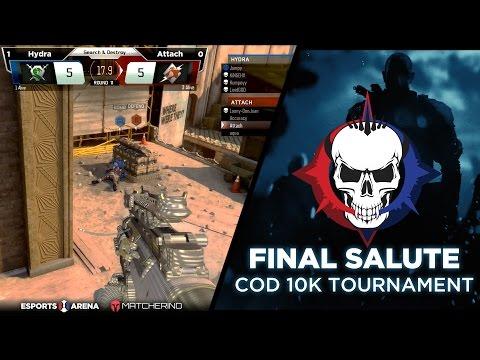 Final Salute: CoD BO3 10k Day 1 Highlights