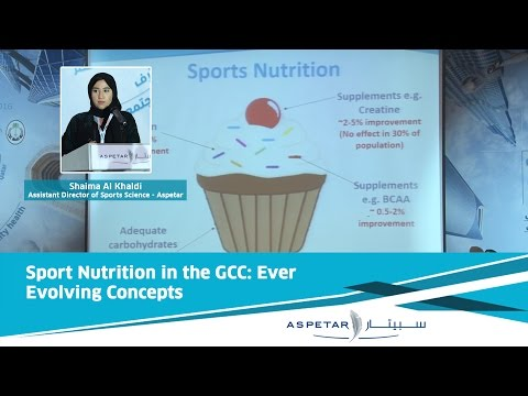 Sport Nutrition in the GCC: Ever Evolving Concepts