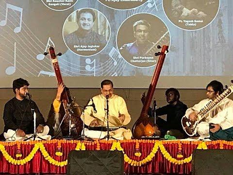 Raagadarshan | Pt. Ajoy Chakrabarty | Diamond Jubilee Concert @ IIT Bombay