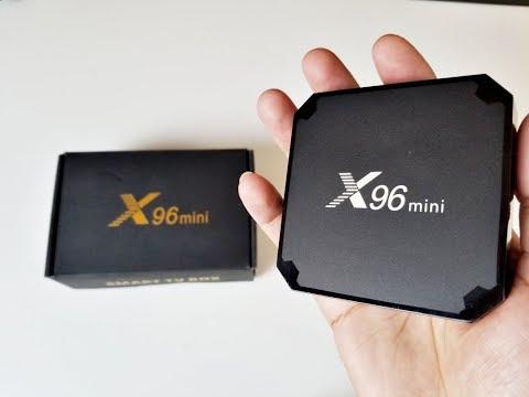 2017 Budget Android 7.1.2 Nougat TV Box - X96 Mini 4K - Under $35