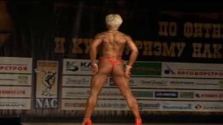 Ольга Куркулина на НАК РФ 2010
