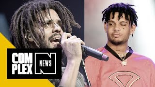 Smokepurpp Fans Chant 'F*ck J. Cole' During Concert