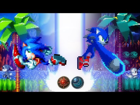 Sonic Mania Unleashed