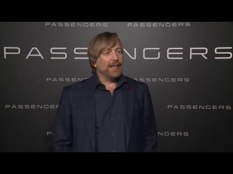 Passengers Director Morten Tyldum CinemaCon