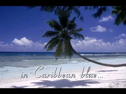 Enya - Caribbean Blue (lyrics)