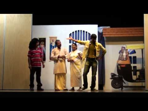 Feast of St.Thomas And St.Alphonsa 2013 - Comedy Skit