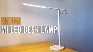 XIAOMI MI LED DESK LAMP - La LÁMPARA de ESCRITORIO VERSÁTIL - [Review + Opinión]