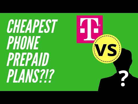 2019-what-are-the-cheapest-prepaid-phone-plans?-t-mobile-or-others?