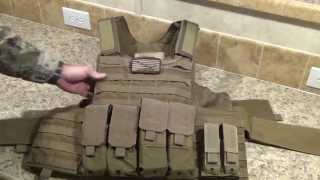 Eagle Industries Ciras Maritime Vest Review