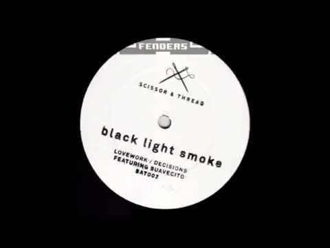 Black Light Smoke - Lovework (SAT002)