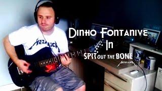 Baixar Dinho Fontanive: Spit Out The Bone (Metallica)(Guitar Cover)