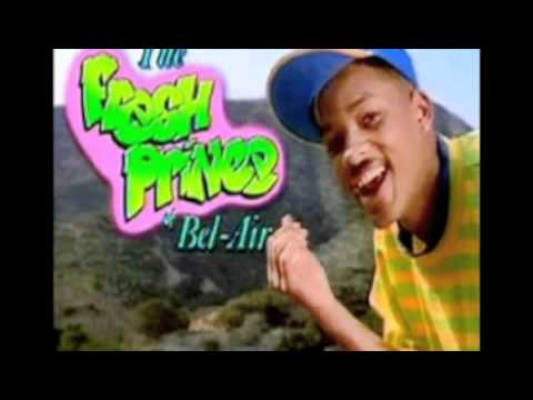 Fresh Prince Instrumental repeated