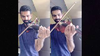 Yembuttu Irukkuthu Aasai | Violin Duet Cover | Manoj Kumar - Violinist