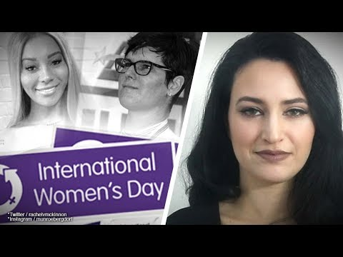 Trans issues take over International Women's Day | Martina Markota