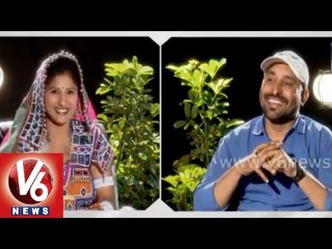 Janapadam with Adilabad Folk Singer Balu Naik | V6 News
