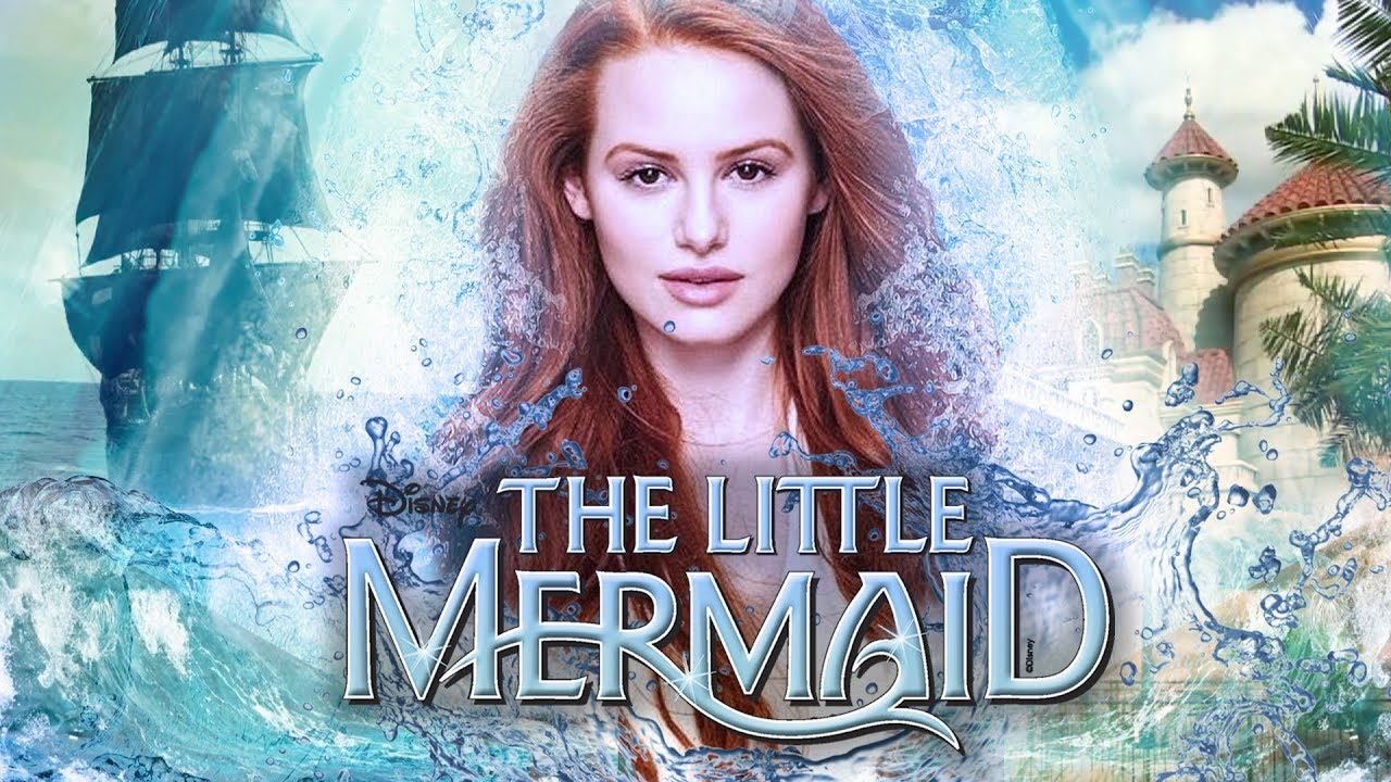Official Trailer La Sirenita 2019 The Little Mermaid Fanmade Hd Youtube
