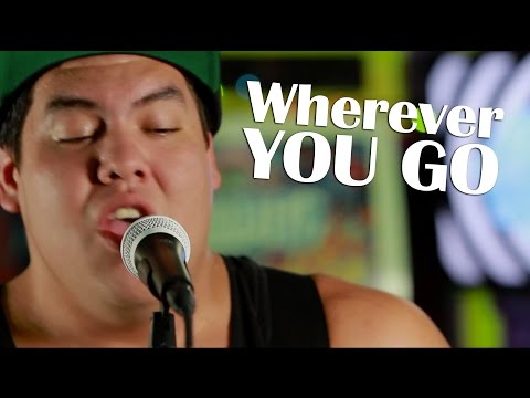 """SUBLIME WITH ROME - """"Wherever You Go"""" (Live at JITV HQ in Los Angeles, CA) #JAMINTHEVAN"""