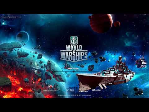 World of Warships OST - Fat Saw 1 (2018 Space Battle Event)