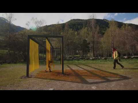 Depas at Andorra Land Art 2017