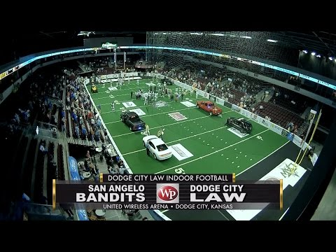 Dodge City Law vs San Angelo Bandits - May 21, 2016