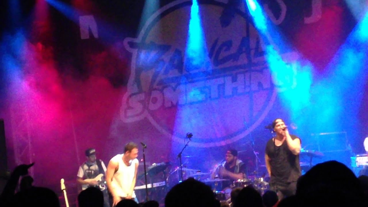 Radical Something ( Live )  - Boulder Theater 10 - 8 - 2014