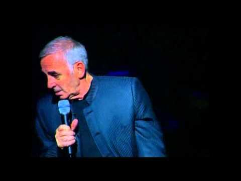 Charles Aznavour-Tu t'laisses aller