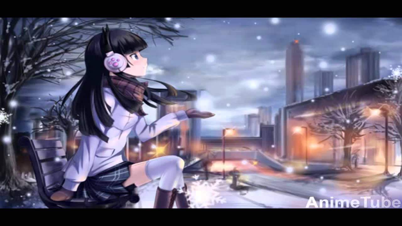 Lonely Girl Wallpaper For Desktop Beautiful Anime Piano Music Relaxing Instrumental Music