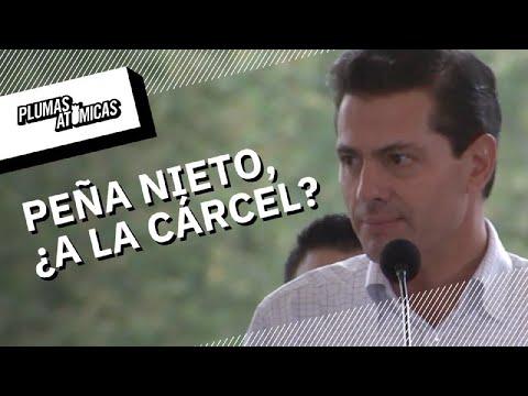 Enrique Peña Nieto, ¿el primer expresidente mexicano encarcelado por corrupción?