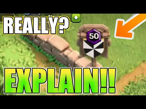 Really? Lvl50 Clan In Clash Of Clans( EXPLAIN)
