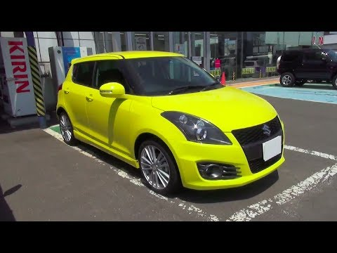 2014 suzuki swift sport exterior interior youtube. Black Bedroom Furniture Sets. Home Design Ideas