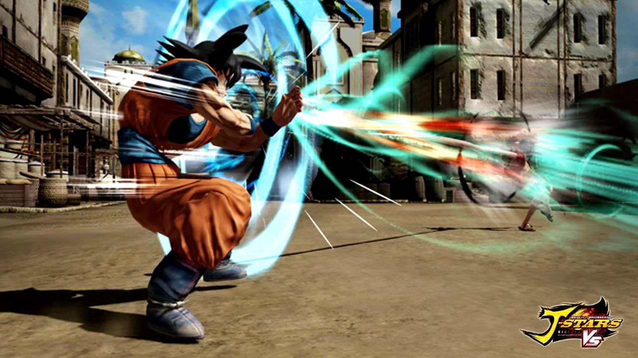 J stars Victory Vs Goku vs Luffy Screenshots ps3 - YouTube