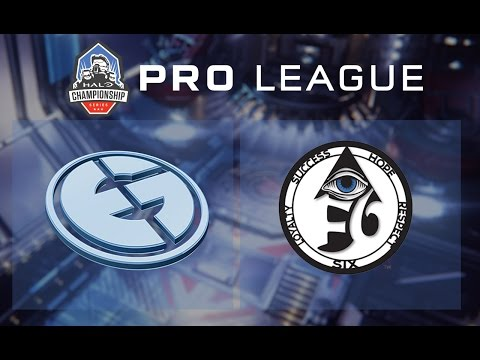 Match 8 -  Evil Geniuses Vs Enigma6 - HCS Pro League NA Fall Season Week 2