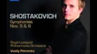 Shostakovich Symphony No.9 in E flat, Op.70 - 3. Presto