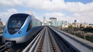 Dubai Metro 2020 (COVID-19) - 4K Quality