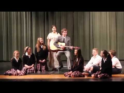 "St Mary Parish Catholic School students present ""The Sound of Music"""