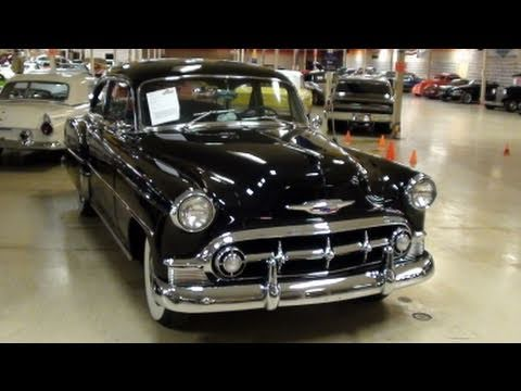 1953 Chevrolet 210 - Nicely Restored Classic Automobile