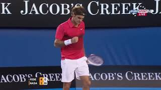 Roger Federer Destroying Great Players ● No One Can Do It Better  HD