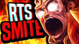 SMITE Players Try League of Legends