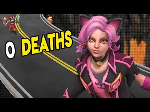 FLAWLESS VICTORY | Road to GM: Ranked Maeve
