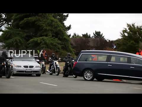 New Zealand: Eight more Christchurch shooting victims laid to rest Mp3