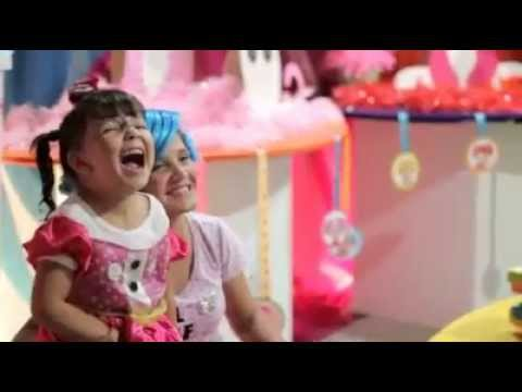 GAMEBOX PRODUCCIONES TEMATICO LALALOOPSY PARTY Videos De Viajes