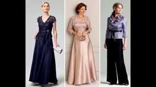 Abendkleider für reife Frauen