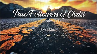 Followers of Christ